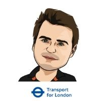 Martin West | Senior Vehicles Engineer | Transport for London » speaking at SPARK-H