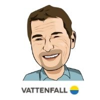 Oliver Weinmann | Managing Director, Innovation | Vattenfall » speaking at SPARK-H