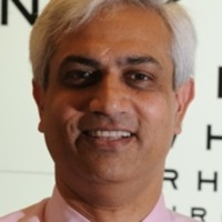 Faruque Ghanchi | Consultant Ophthalmologist, Head, Bradford Ophthalmology Research Network (Born), Specialty Lead- Ophthalmology | Bradford Teaching Hospitals N.H.S. Foundation Trust » speaking at Advanced Therapies