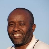 Krasposy Kanganga Kujinga | Programmes Coordinator | Waternet » speaking at Water Show Africa
