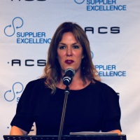 Dionne Kerr | Executive Director | Siyakha » speaking at Water Show Africa