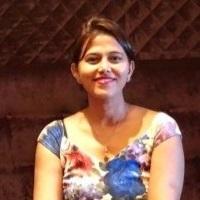 Maneesha Bhusal at Seamless Indonesia 2021