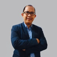Denny Agustriawan at Seamless Indonesia 2021