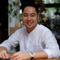 Tommy Yuwono at Seamless Indonesia 2021
