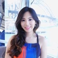 Angelin Kartawinata at Seamless Indonesia 2021