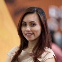 Fibriyani Elastria at Seamless Indonesia 2021