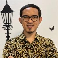 Bayu Fariesta Sakti at Seamless Indonesia 2021