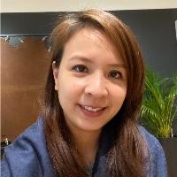 Ying Ying Ting at Seamless Indonesia 2021