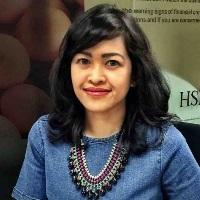 Harumi Herwanto at Seamless Indonesia 2021