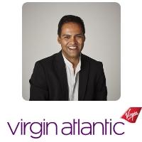 Ash Jokhoo, Chief Information Office, Virgin Atlantic and Virgin Holidays