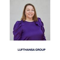 Christina Foerster | Member of the Executive Board and Chief Customer Officer | Lufthansa Group » speaking at World Aviation Festival