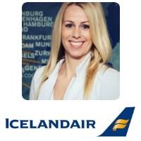 Ingibjorg Ragnarsdottir | Customer Experience Director | Icelandair » speaking at World Aviation Festival