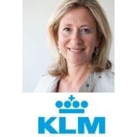 Marlou Bordes | Director CX | KLM » speaking at World Aviation Festival