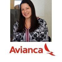 Melany Cornejo | Distribution Director | AVIANCA » speaking at World Aviation Festival