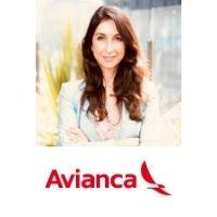 Silvia Mosquera | CCO | Avianca » speaking at World Aviation Festival