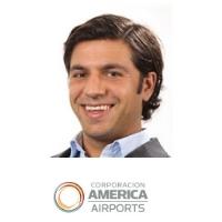 Ricardo Cerri | Chief Technology Officer | Corporacion America Uruguay » speaking at World Aviation Festival