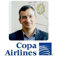 Julio Toro | CIO | Copa Airlines » speaking at World Aviation Festival