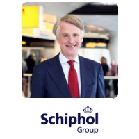Dick Benschop | President And Chief Executive Officer | Royal Schiphol Group » speaking at World Aviation Festival