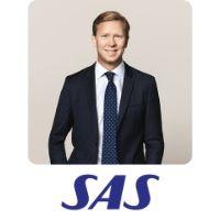 Karl Sandlund | EVP Commercial | SAS Scandinavian Airlines » speaking at World Aviation Festival