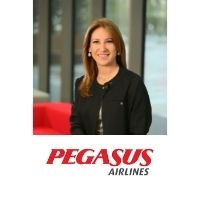 Guliz Ozturk | Chief Commercial Officer | PEGASUS AIRLINES » speaking at World Aviation Festival