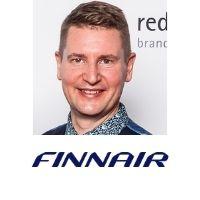 Harri Valkama | Digital channel lead, IFEC | Finnair » speaking at World Aviation Festival
