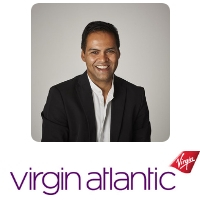 Ash Jokhoo | Chief Data and Information Officer | Virgin Atlantic Airways » speaking at World Aviation Festival