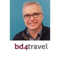 Andy Owen-Jones | CEO | bd4travel » speaking at World Aviation Festival