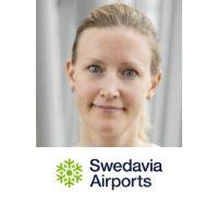 Karin Gylin | Head of Innovation | Swedavia » speaking at World Aviation Festival