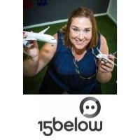 Gemma Chalk | Head of Product Sols | 15below » speaking at World Aviation Festival