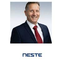 Thorsten Lange | EVP Renewable Aviation | Neste » speaking at World Aviation Festival