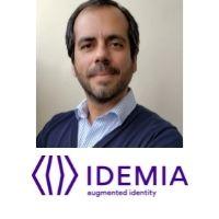 Pedro Alves | Vice-President Global Sales | IDEMIA » speaking at World Aviation Festival