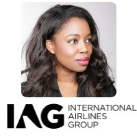 Dupsy Abiola | Head Of Global Innovation | I.A.G. » speaking at World Aviation Festival