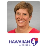 Tina Larson | Managing Director, Distribution, Sales Strategy & Alliances | Hawaiian Airlines » speaking at World Aviation Festival