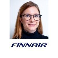 Jenni Suomela | VP Channel management | Finnair » speaking at World Aviation Festival