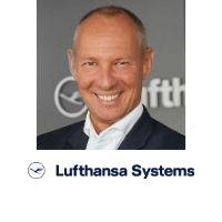Olivier Krueger | Chief Executive Officer | Lufthansa Systems » speaking at World Aviation Festival