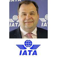 Sebastian Mikosz | SVP Environment and Sustainability | IATA » speaking at World Aviation Festival