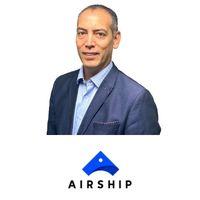 Steve Tan | VP & General Manager, EMEA/APAC | Airship » speaking at World Aviation Festival