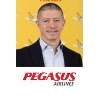 Onur Dedekoylu | Senior Vice President Marketing And Ecommerce | Pegasus Airlines » speaking at World Aviation Festival