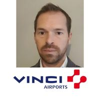 Aaron Beeson | Director of Innovation | VINCI Concessions » speaking at World Aviation Festival