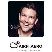 Martin Cunnison | Strategy Director | AirFi B.V. » speaking at World Aviation Festival