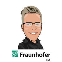 Andreas Traube | Head of department, Laboratory Automation and Biomanufacturing Engineering | Fraunhofer IPA » speaking at Future Labs Live