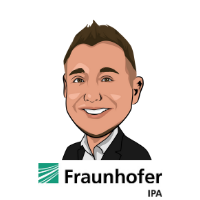 Michael Langner | Project Manager | Fraunhofer IPA » speaking at Future Labs Live
