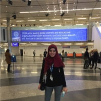 Asmaa Saad | Head of the Pharmacoeconomics unit | Egyptian drug authority » speaking at World EPA Congress