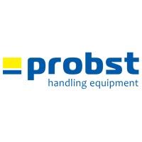 Probst Handling Equipment at Highways UK 2021