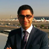 Samer Al Haider at Aviation Festival Asia 2020-21