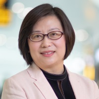 Ma Yan at Aviation Festival Asia 2020-21