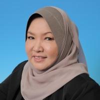 Noormah Mohd Noor at Asia Pacific Rail 2021