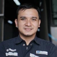 Ikhsan Irfansyah at Asia Pacific Rail 2021