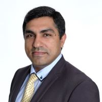 Haroon Aslam at Accounting & Finance Show Asia 2021