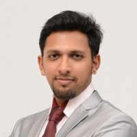 Vivek Iyyani at Accounting & Finance Show Asia 2021
